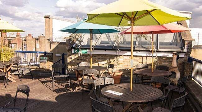 Top 10 budget rooftop bars in london broke in london for Top of the terrace restaurant