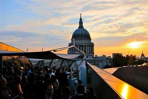 Top 10 Budget Rooftop Bars In London Broke In London