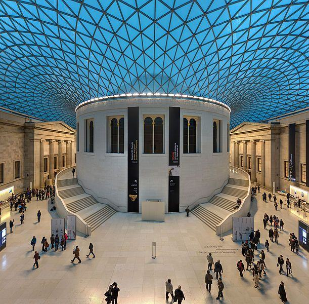 British Museum - Photo by DAVID ILIFF. License: CC-BY-SA 3.0