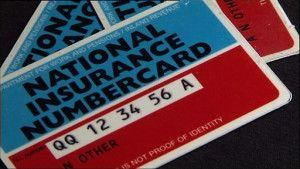 Applying for a National Insurance Number