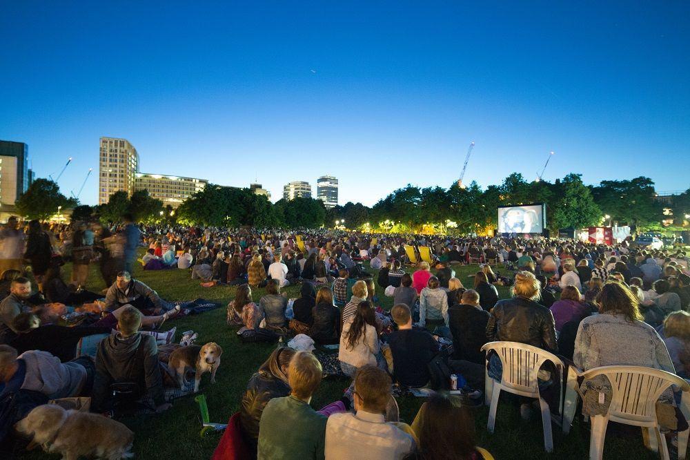 Vauxhall One Summer Screen 2015