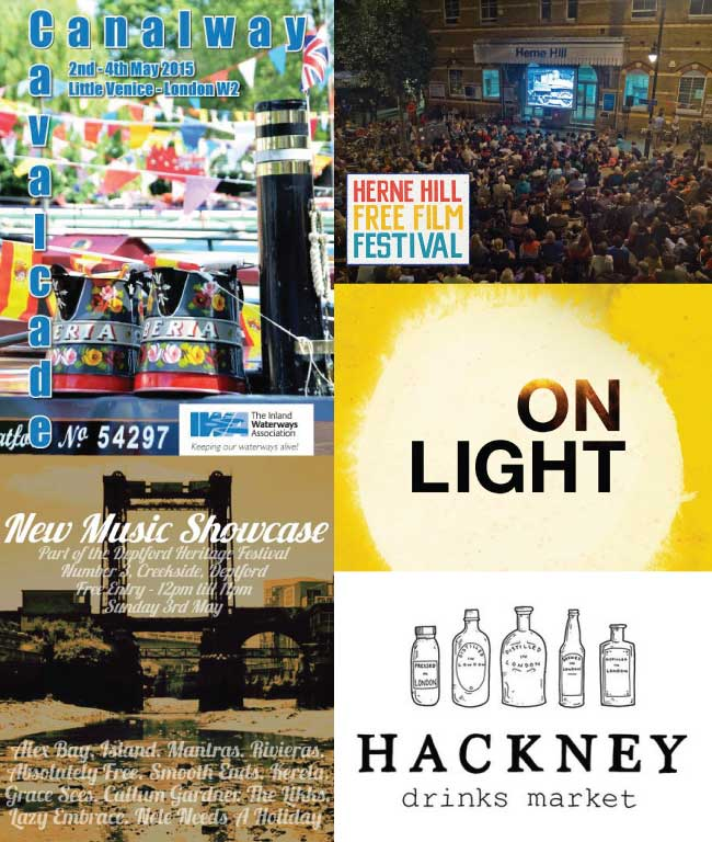 Top 5 Free events in London this May Bank Holiday Weekend