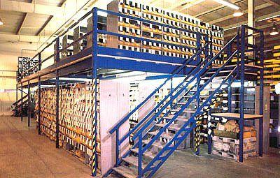 Business Owners Can Save Big With Mezzanine Floors
