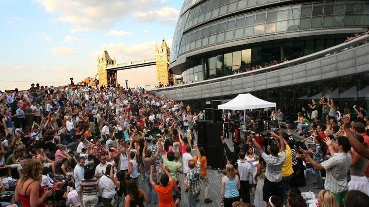 Top 10 Free Events in London June 2015