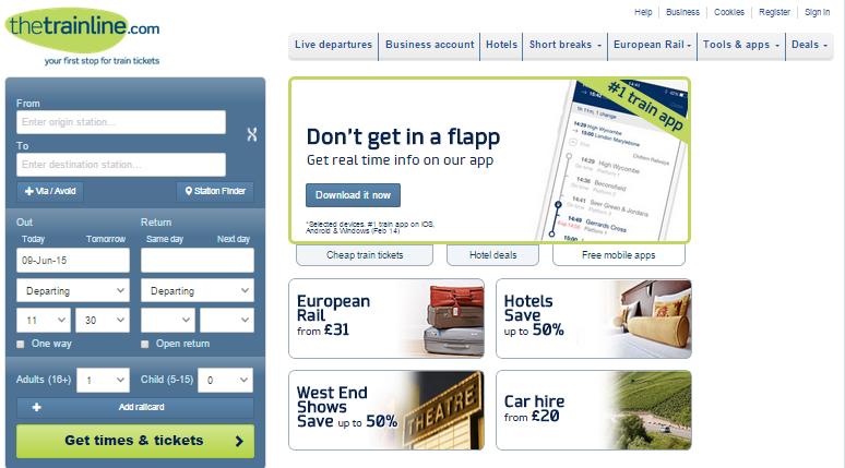Top 30 Money Saving Websites