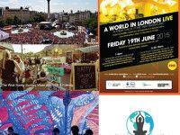Free Events in London this Weekend