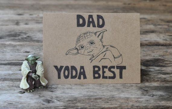 Yoda Card