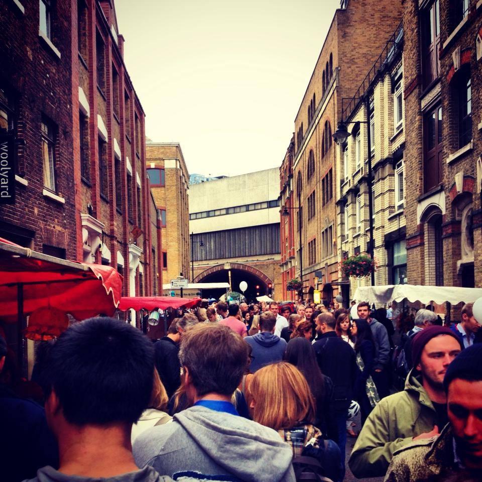 Bermondsey Street Festival 2015