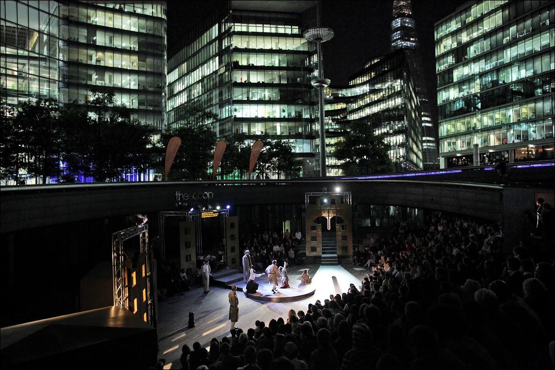 More London Free Festival's Theatre Season 2O15