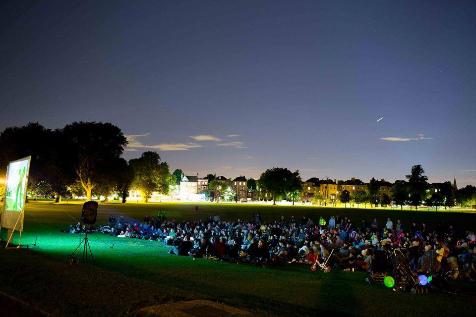 Peckham and Nunhead Free Film Festival 2015
