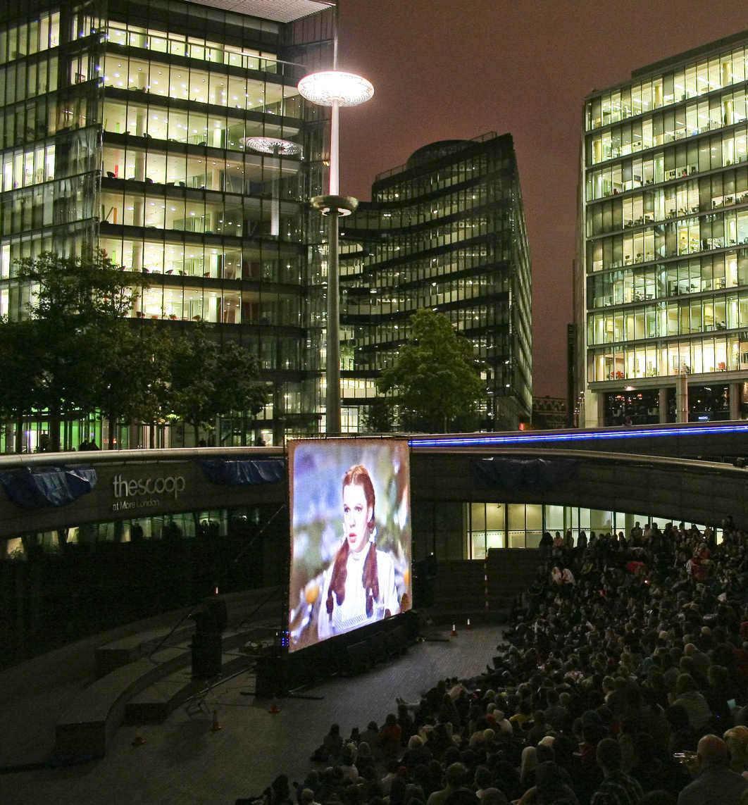 More London Free Film Festival 2015