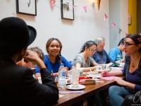 Speak Street - A Pop Up Language Cafe in London