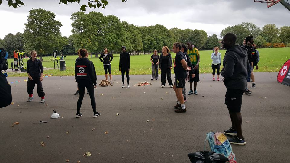 Get Fit for Free with Our Parks in London