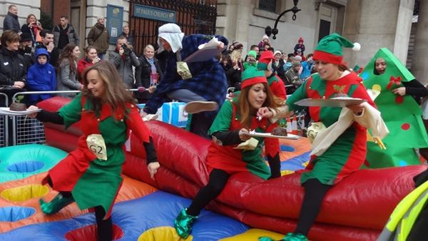 20 Free Christmassy Things to do in London