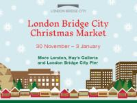 London Bridge City Christmas Market 2015