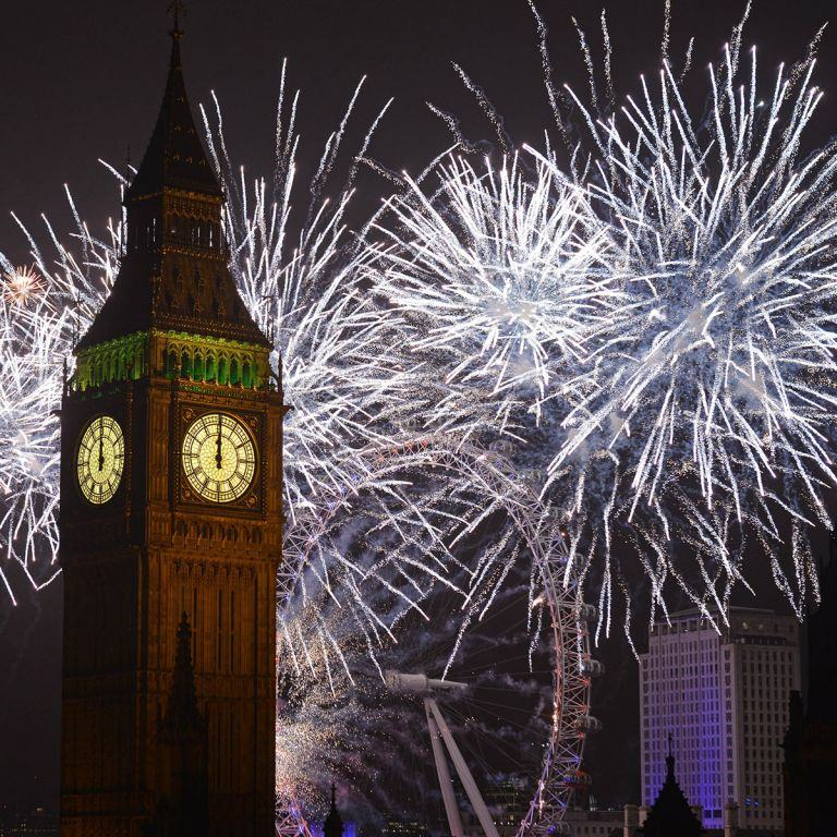 The Best Places To Watch The London New Year S Eve