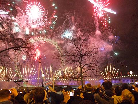 The Best Places to Watch the London New Year's Eve ...