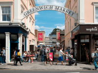 Catch the Christmas Spirit in Greenwich Market