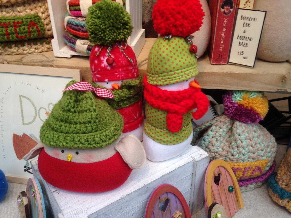 Catch the Christmas Spirit in Greenwich Market