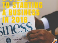 5 Essential Steps to Starting a Business in 2016