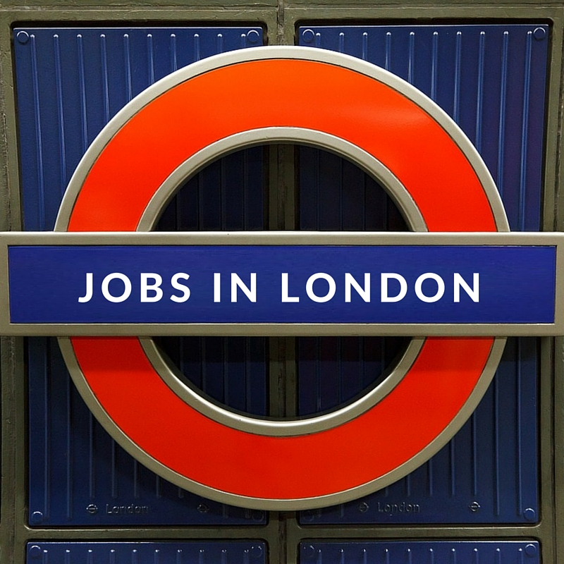 Jobs In London Broke In London
