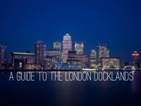 Docklands Top Tips
