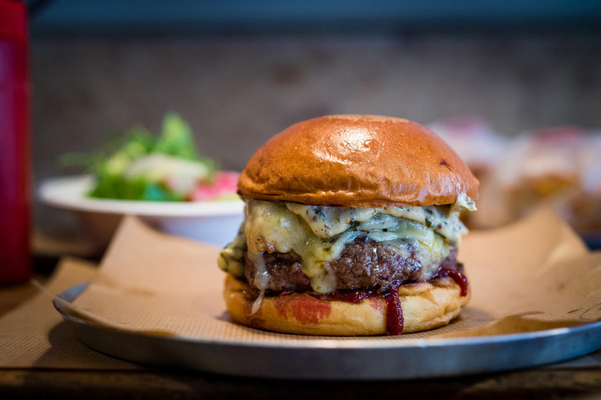 Top 5 Budget Burger Joints in London 2016