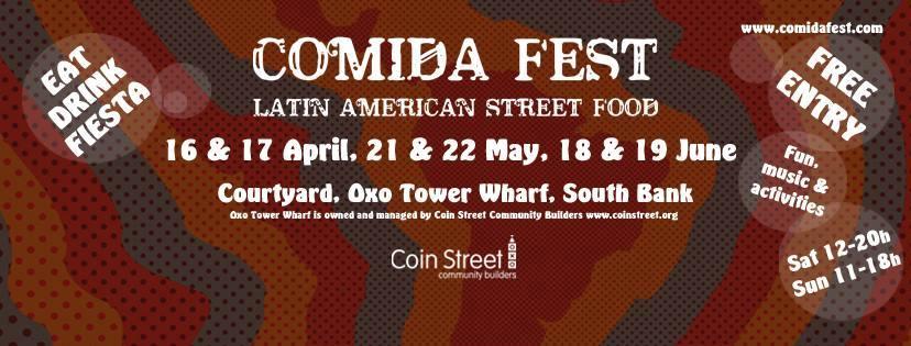 Comida Fest Banner