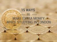 15 Ways to Make Extra Money While Studying in London