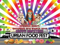 Urban Food Fest Street Food Market is Back! in Shoreditch