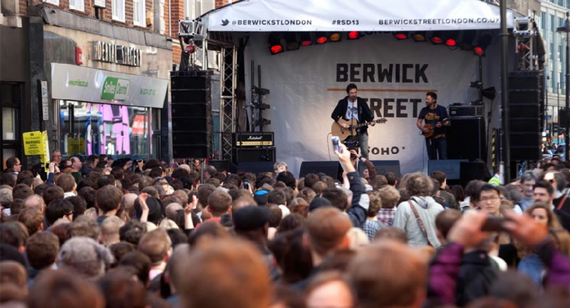 5 Free Music Festivals in London 2016