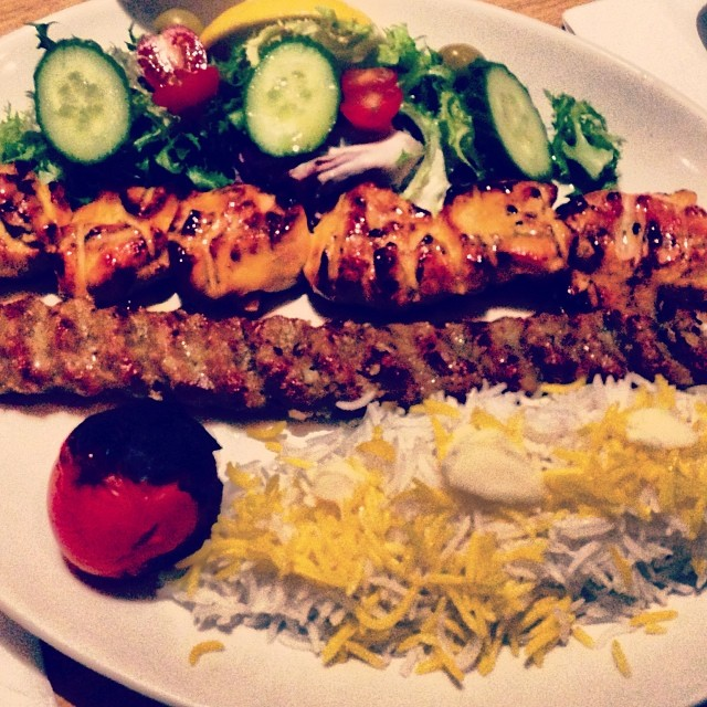 Iranian Restaurant Shepherd S Bush