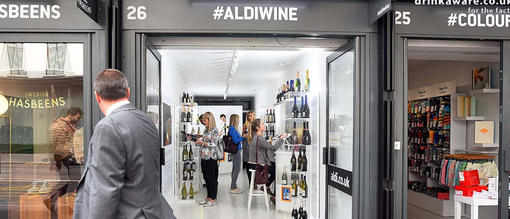 Three Days of FREE Wine in Shoreditch this Weekend.