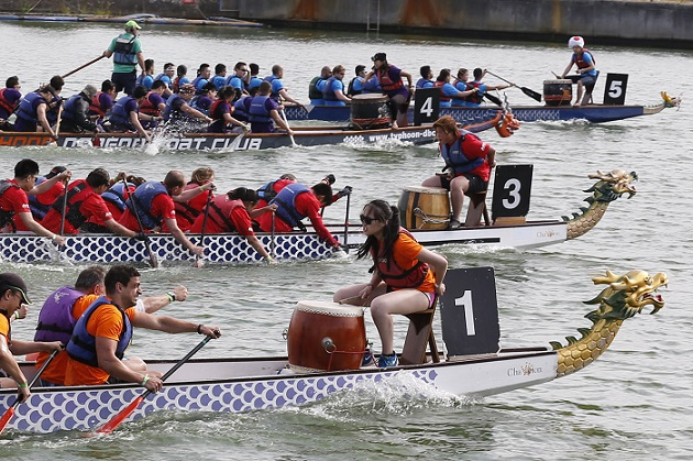 London Hong Kong Dragon Boat Festival 2016