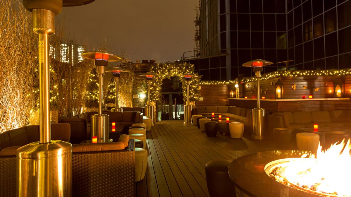 10 Stunning Budget Rooftop Bars In London Broke In London