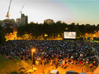 Vauxhall One Summer Screen 2016