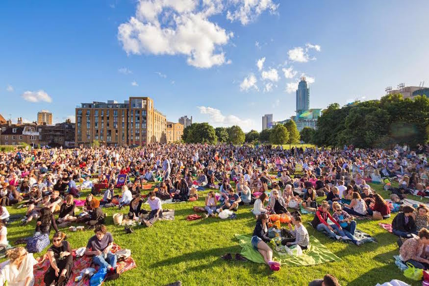 Top 10 Free Events in London in July 2016