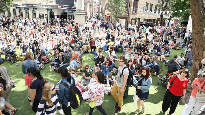 Top 10 Free Events in London in August 2016