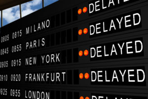 Get Paid When Your Flight Is Delayed