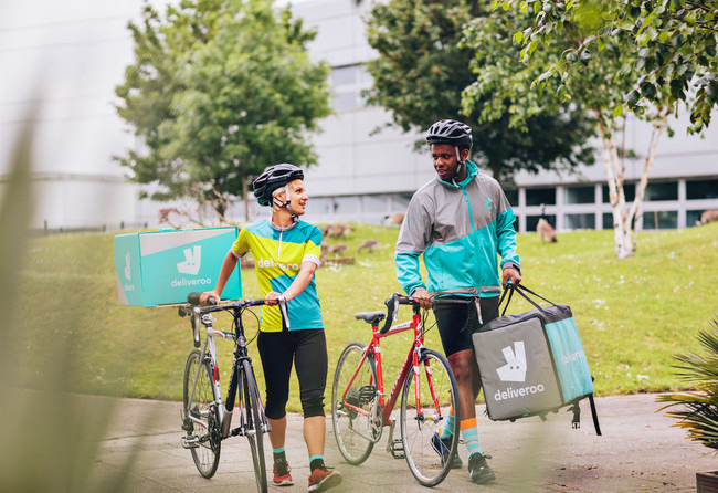 How to Become a Deliveroo bicycle rider in London