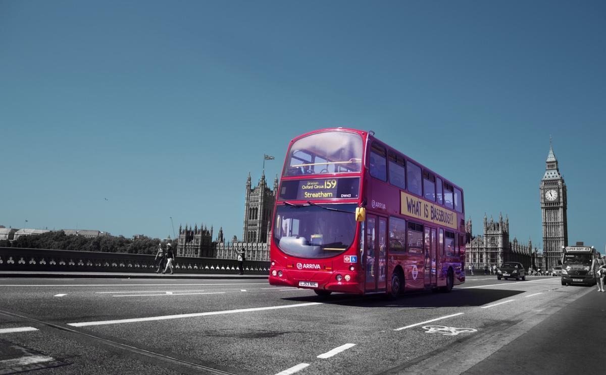 London 'bus hopper' ticket