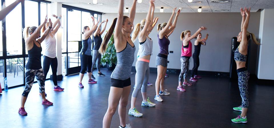 Free Workout Classes At Sweaty Betty Broke In London