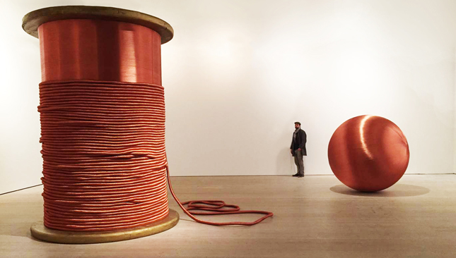 Top Ten Free Art Exhibitions in London this Autumn