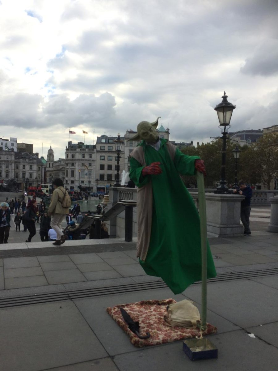 A Guide to Free Street Theatre in London
