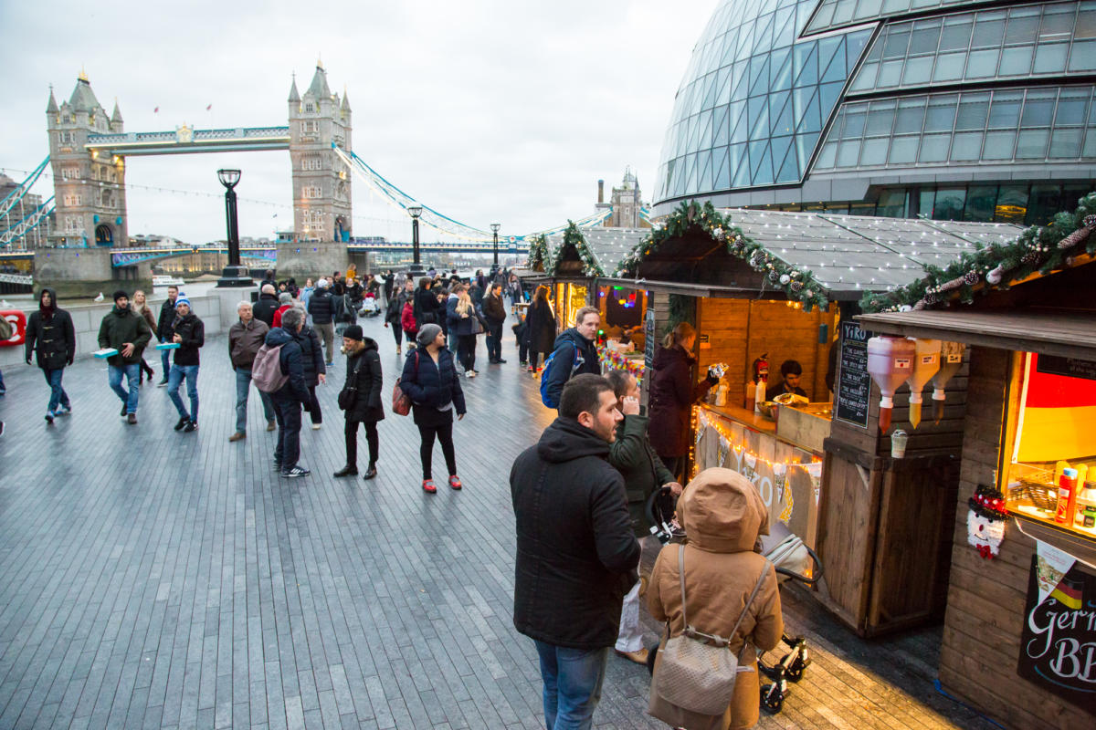 Top 7 Alternative Christmas Markets