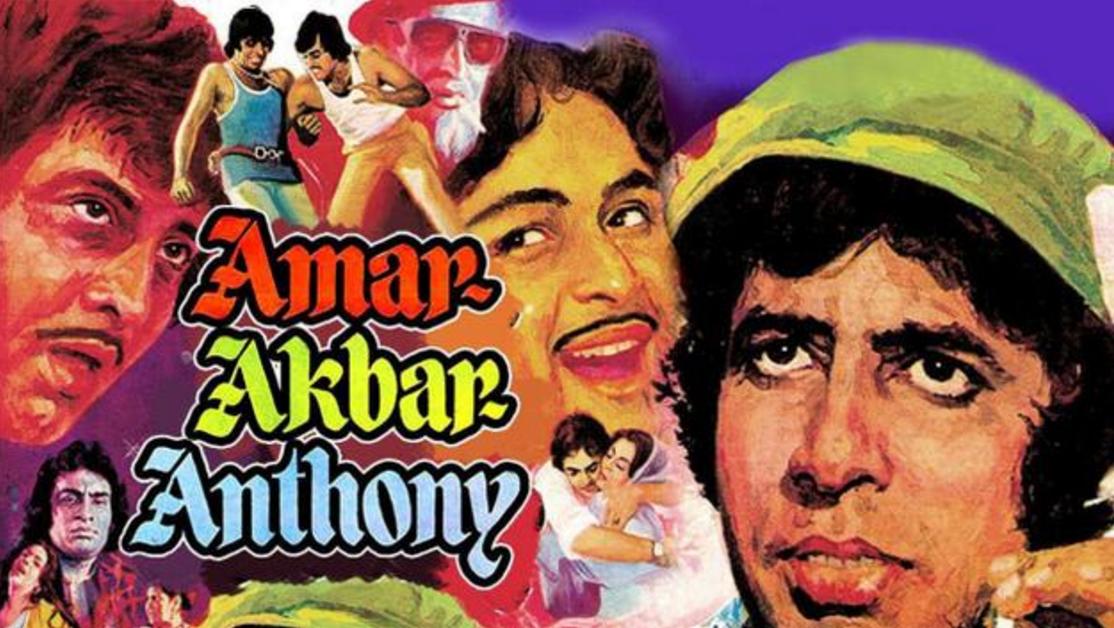 15 October: Faith Matters presents: Amar Akbar Anthony