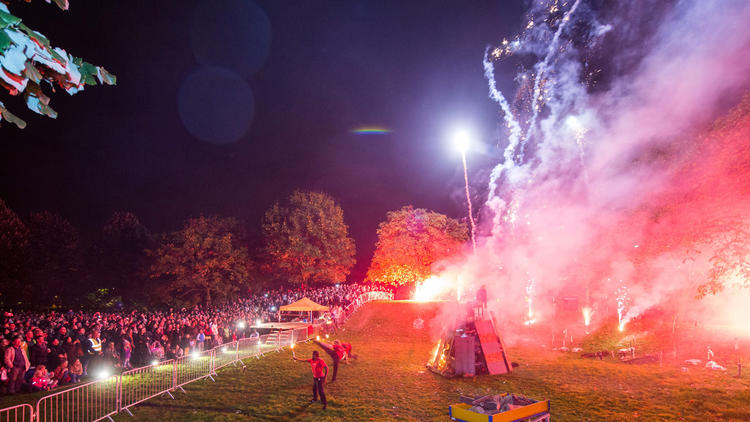 Top 10 Free Events in London in October