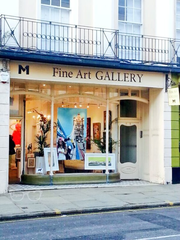 9 Awesome Small Art Galleries in London You Need to Visit Right Now!