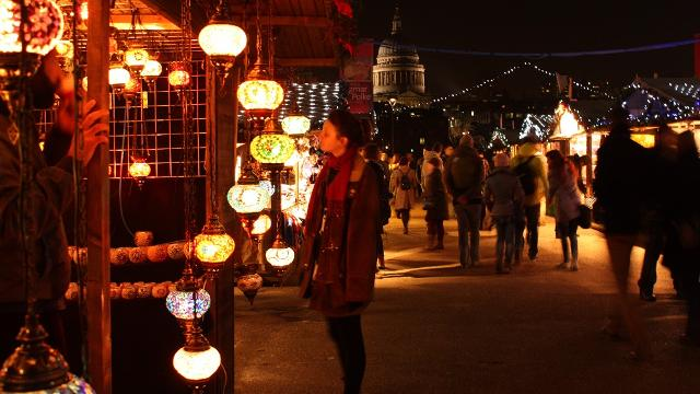 Top 7 alternative Christmas markets