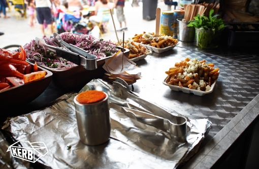 Top 20 street food stalls London